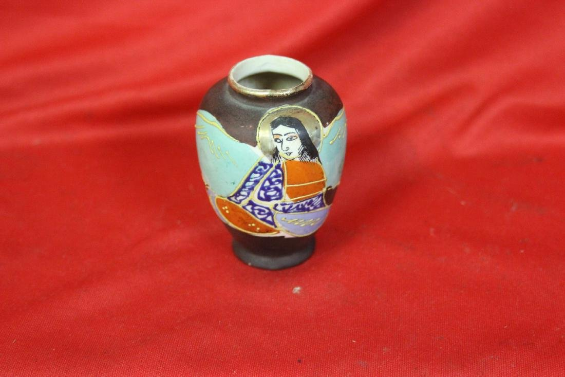An Early Japanese Vase