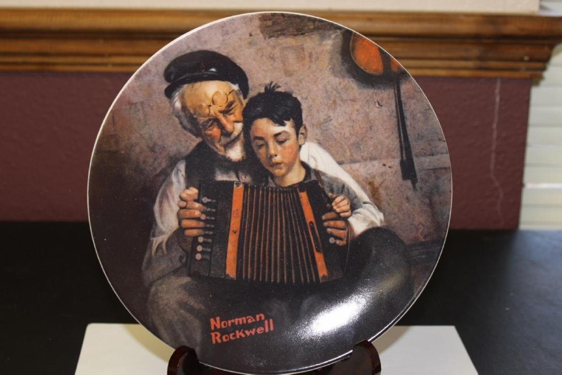 Collector's Plate - Norman Rockwell