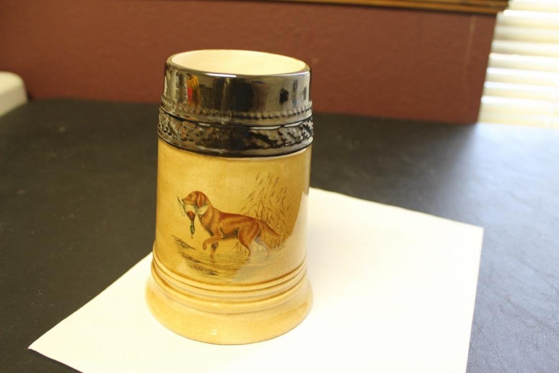 A Hunting  Stein