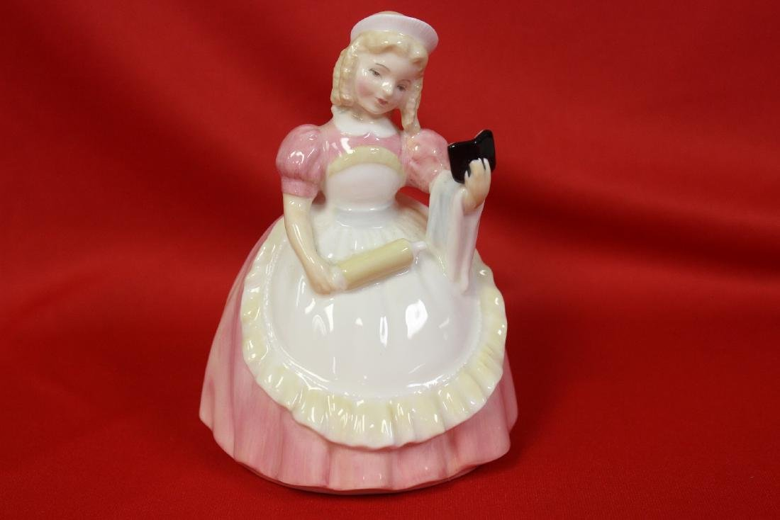 """A Royal Doulton Figurine - """"Cookie"""""""