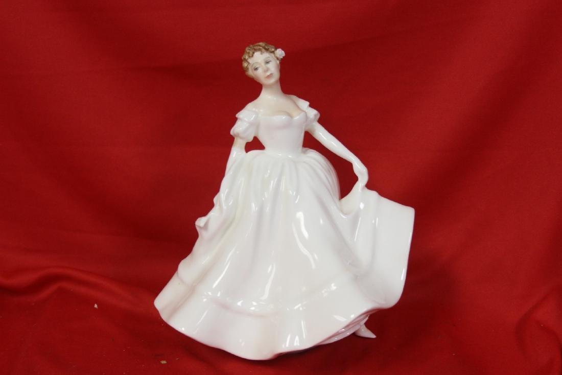 """A Royal Doulton Figurine """"Nancy"""""""