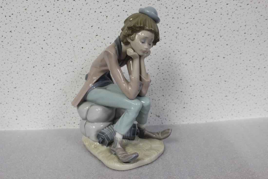 A Lladro Figurine