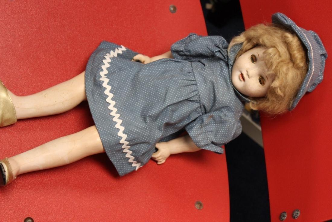 An Antique/Vintage Bisque Doll