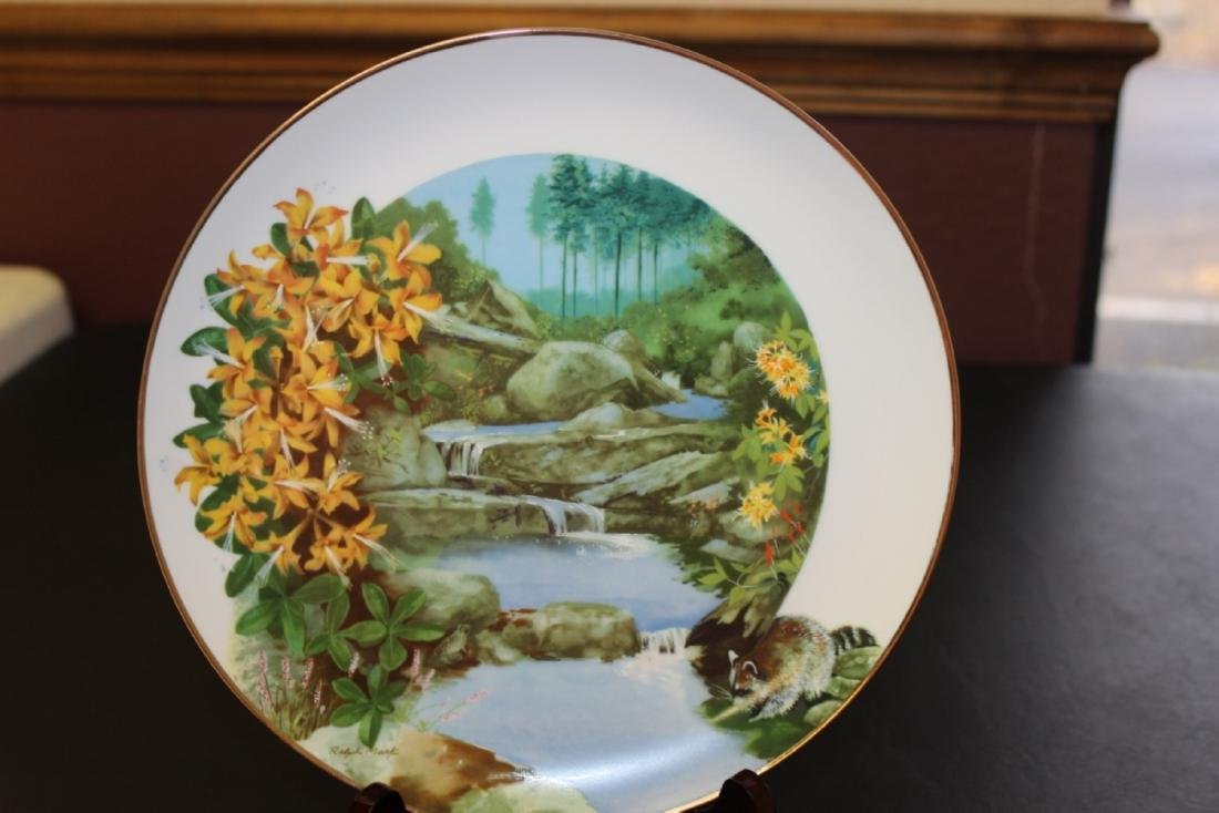 Collectors Plate By Ralph Mark - Boxed with COA