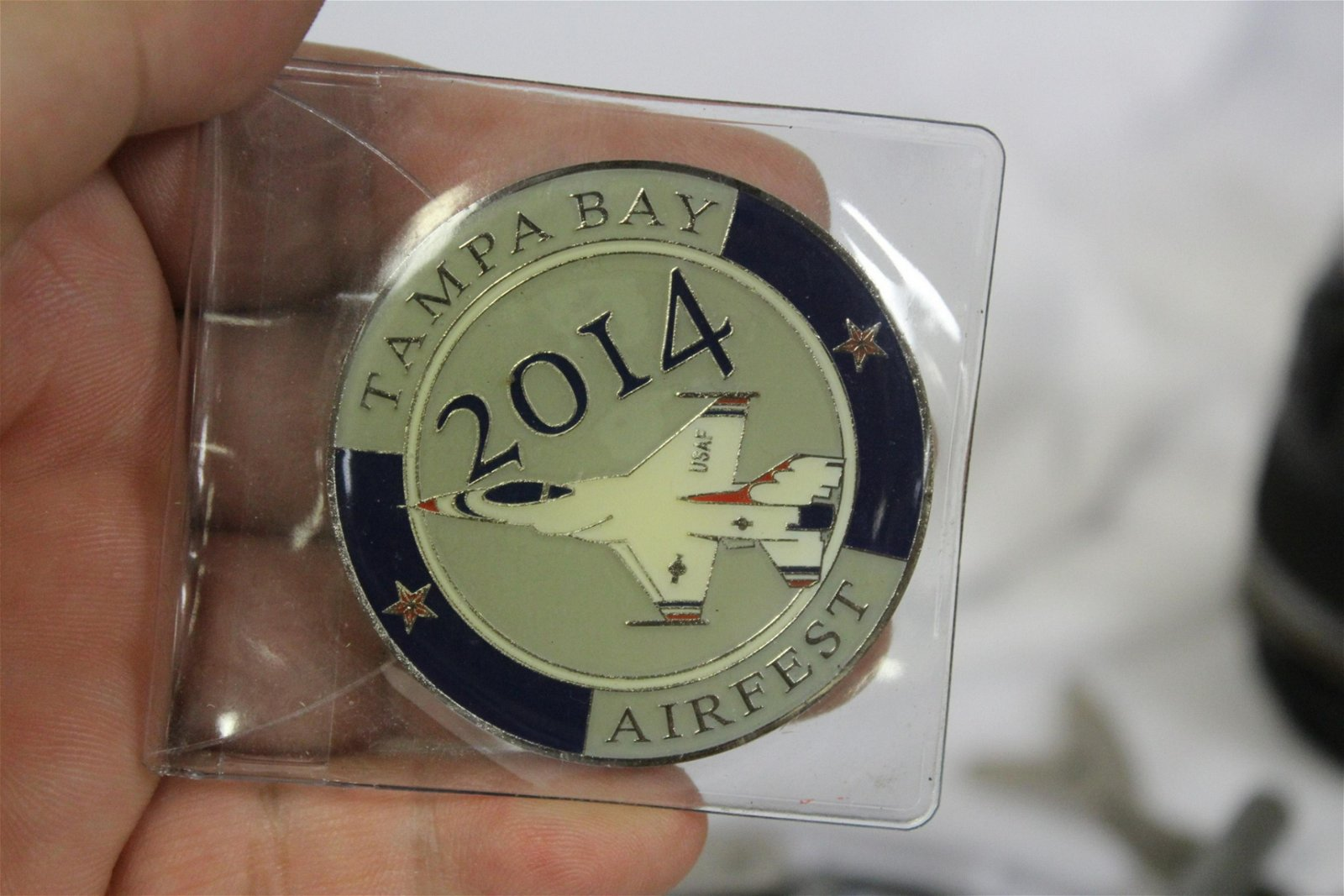 2014 Tampa Bay Airfest Commemorative Coin