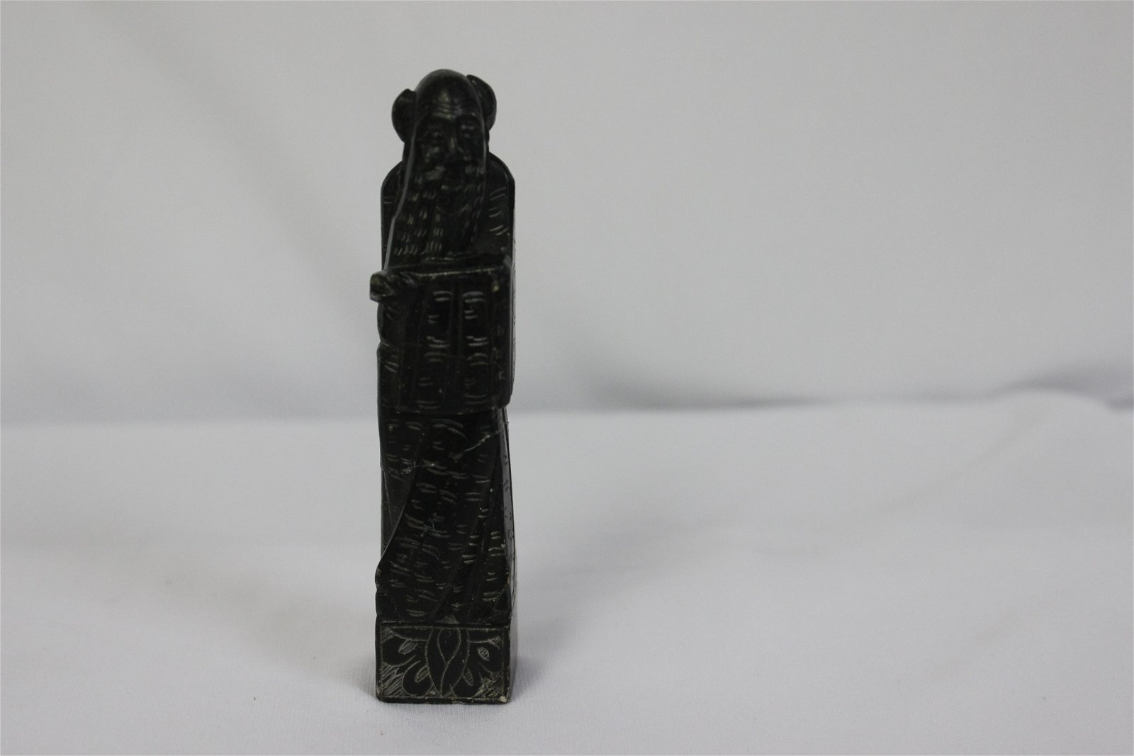 A Soapstone Figurine