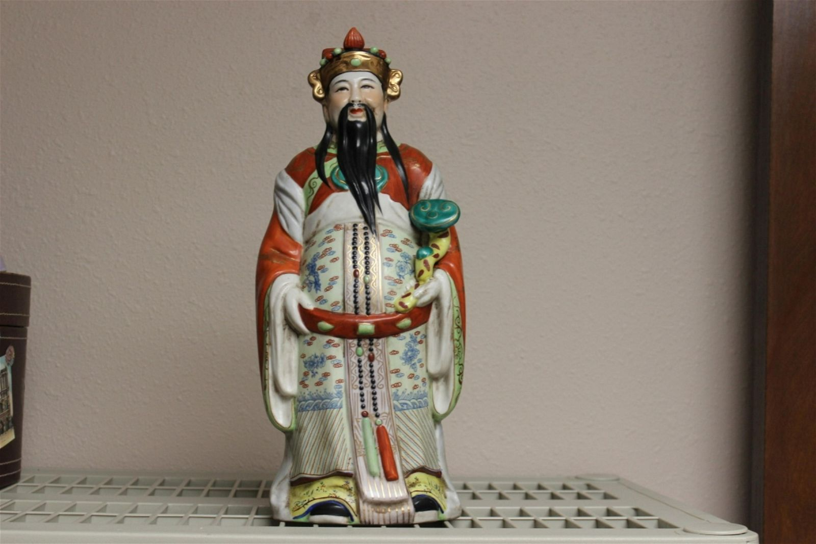 A Chinese Porcelain Figure - Early to Mid 20th Century