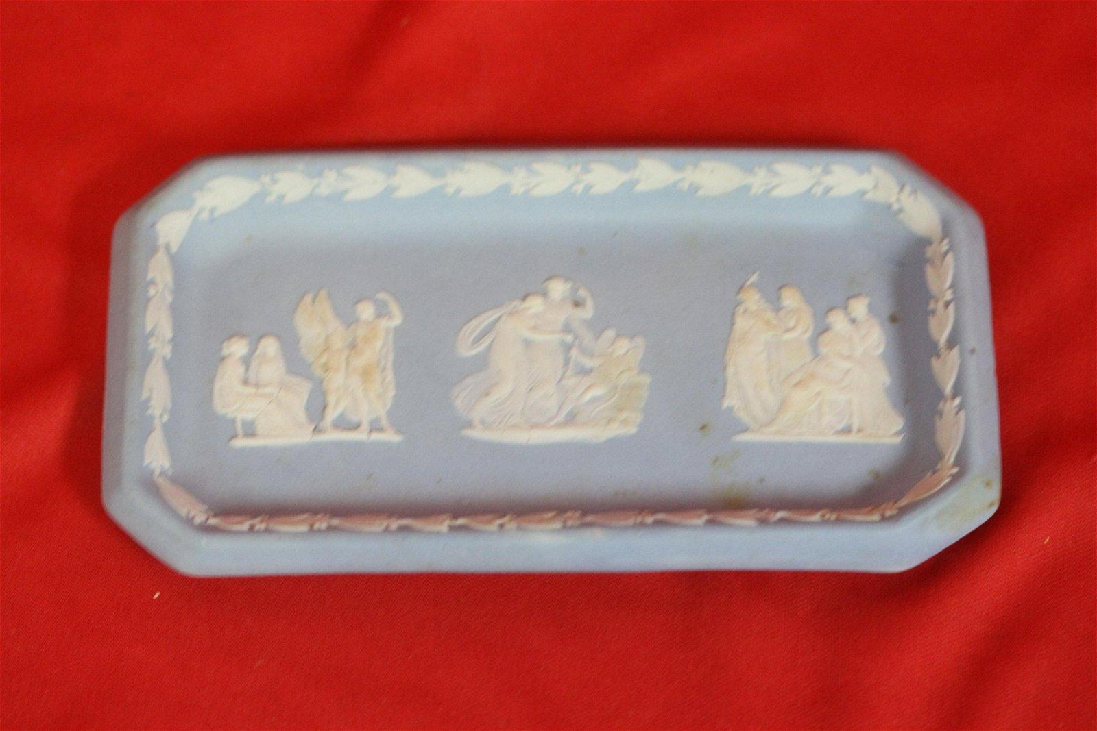 A Wedgwood Jasperware Tray