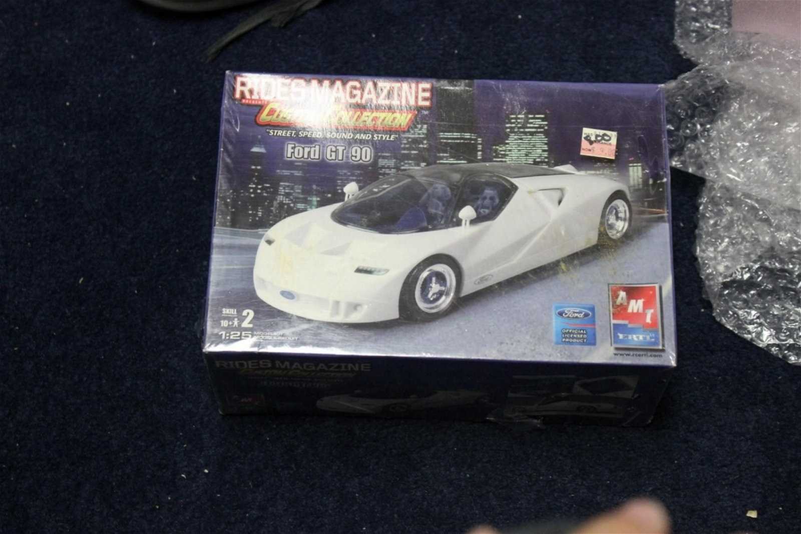 A Rides Magazine Custom Collection Ford GT90 Model
