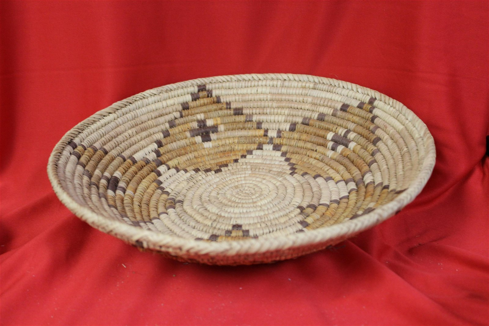 A Native American Basket