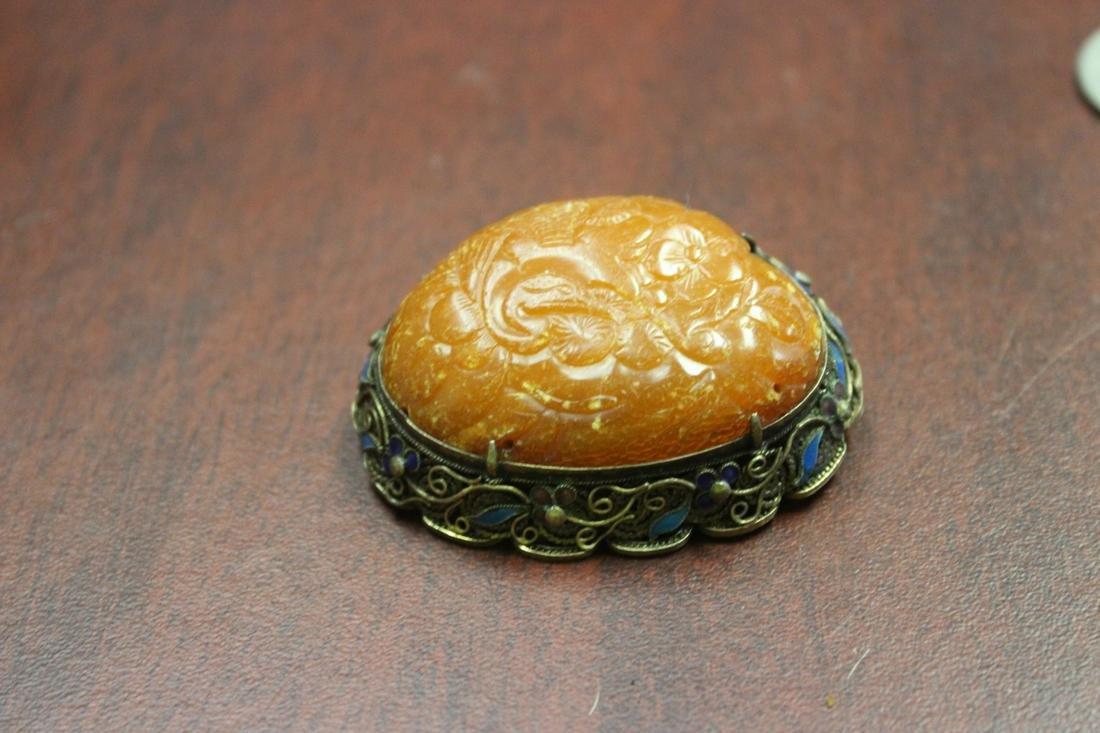 A Very Ornate Brooch