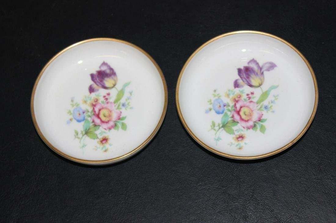 Set of 2 Bavaria Small Sauce Dishes