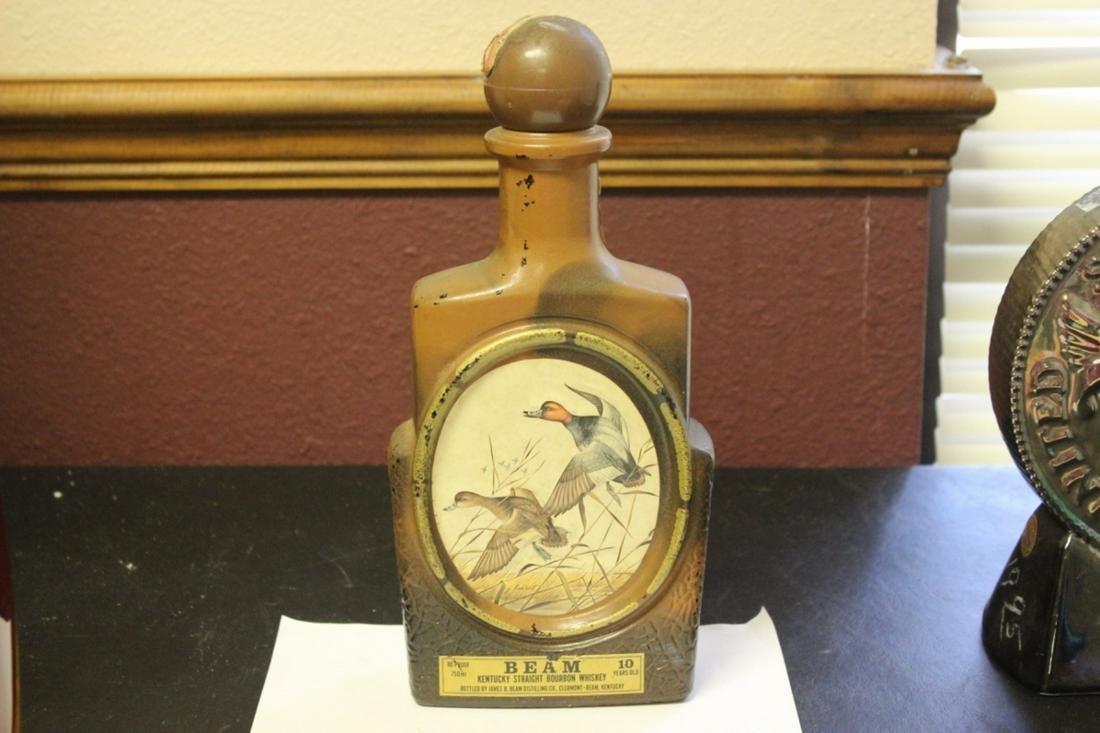 A Vintage Decorative Whiskey Bottle