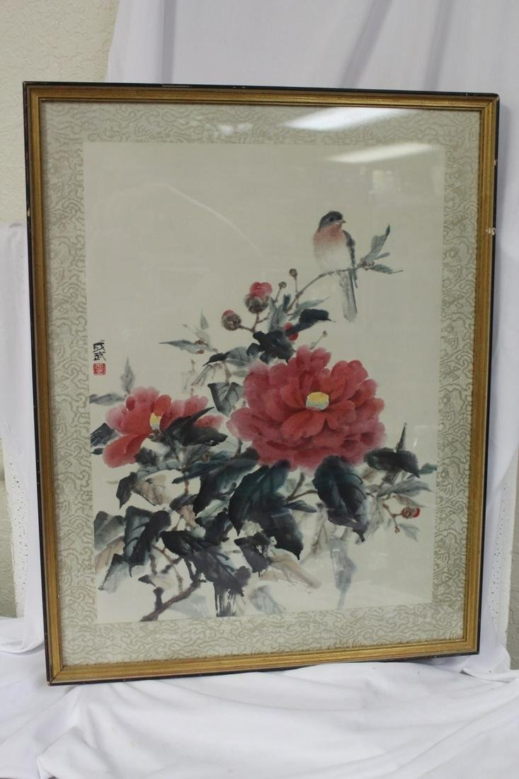 A Chinese Watercolour? Print?