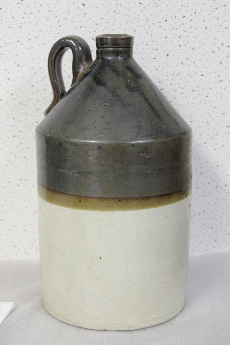 A Vintage Stone Ware Jug