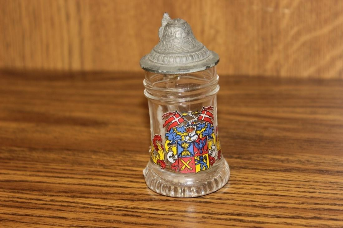 A Miniature Glass Stein