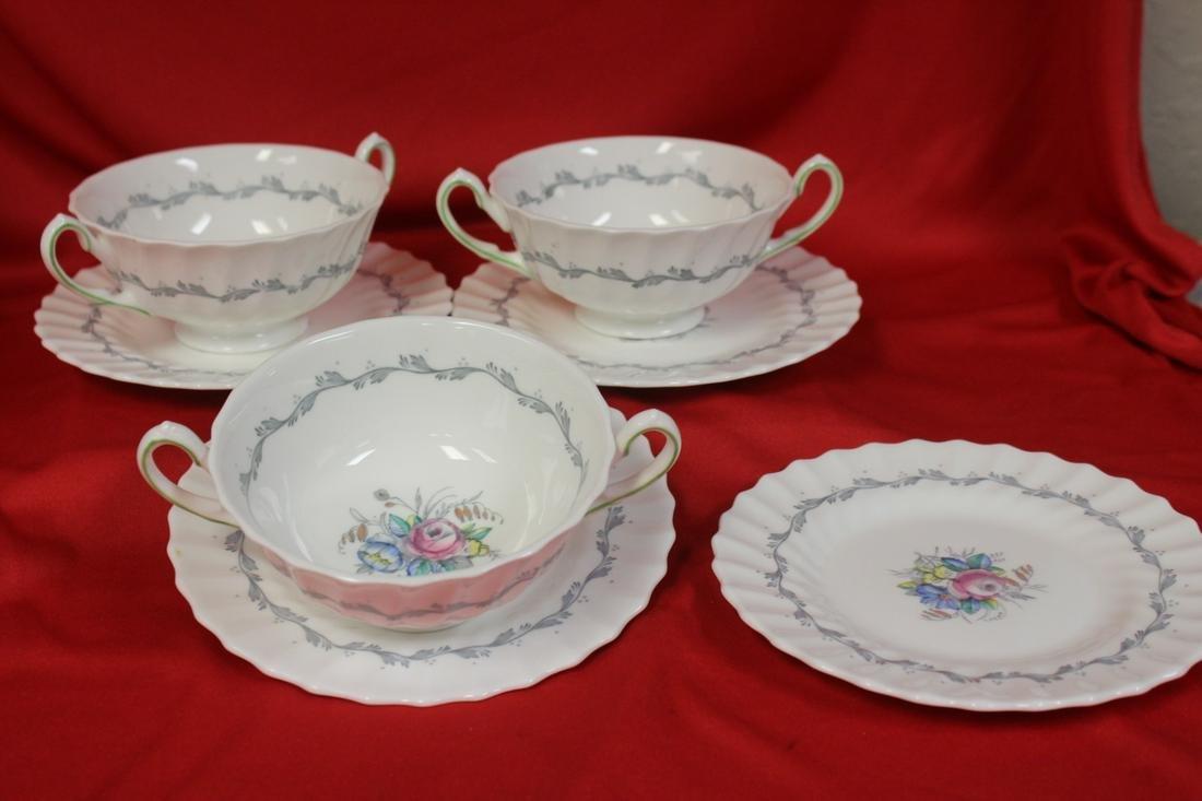 Set of Royal Doulton Soup Bowl