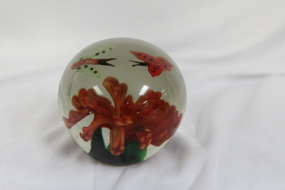A Dynasty Gallery Paperweight