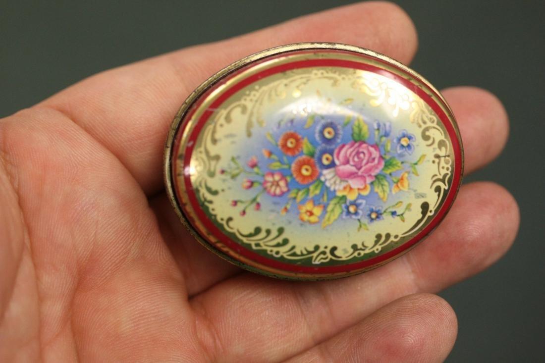 A Vintage Tin