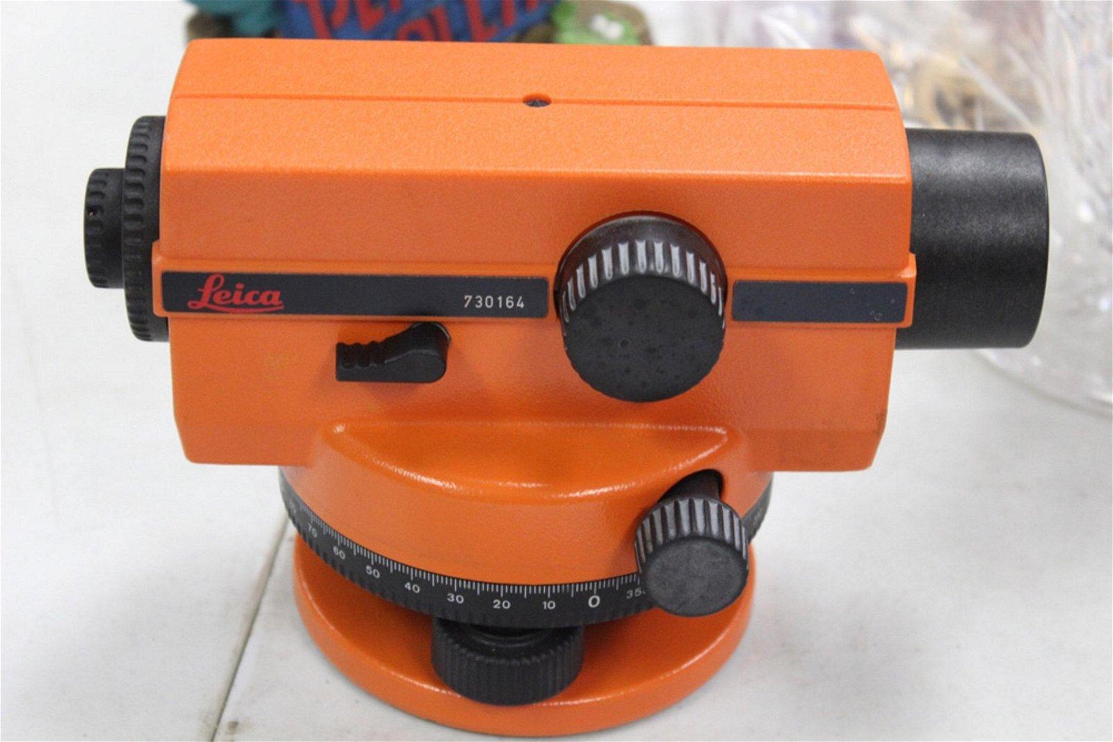 A Leica Surveyor - Model NA24
