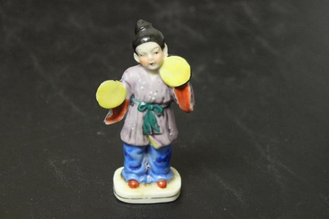 An Occupied Japan Figurine