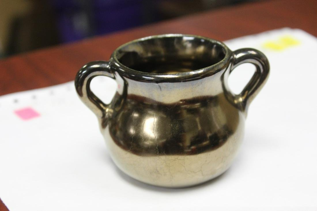 A Broadmoor Pottery Two Handle Pot