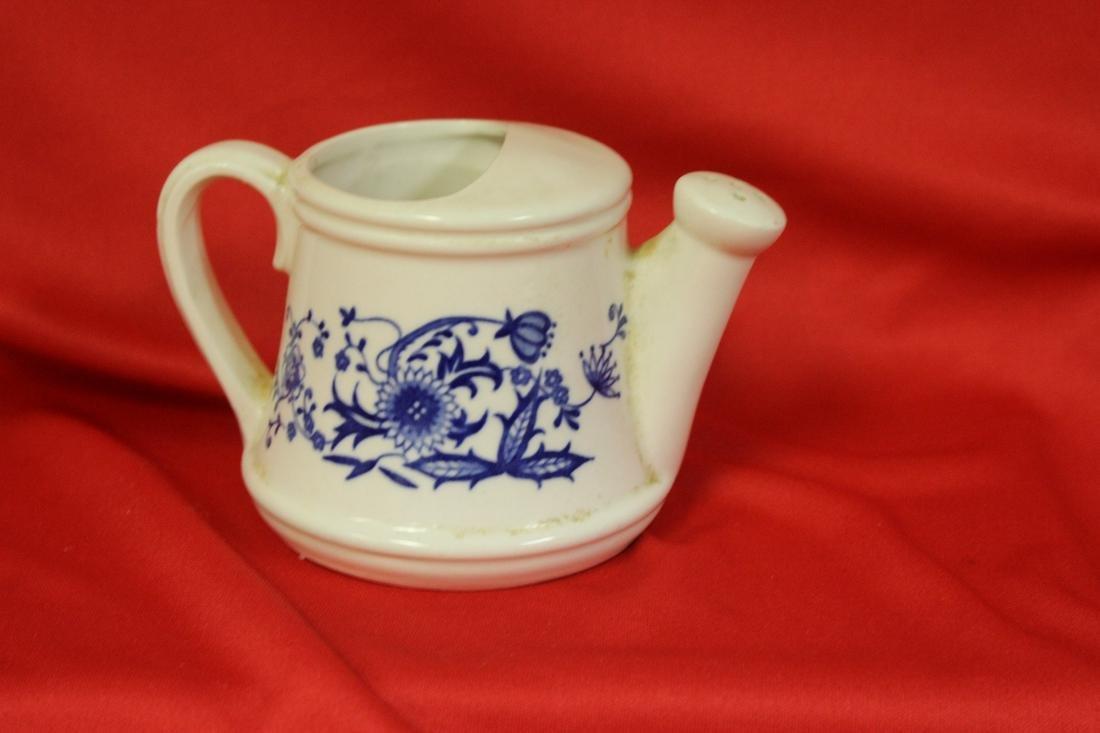 A Vintage Ceramic Pewter