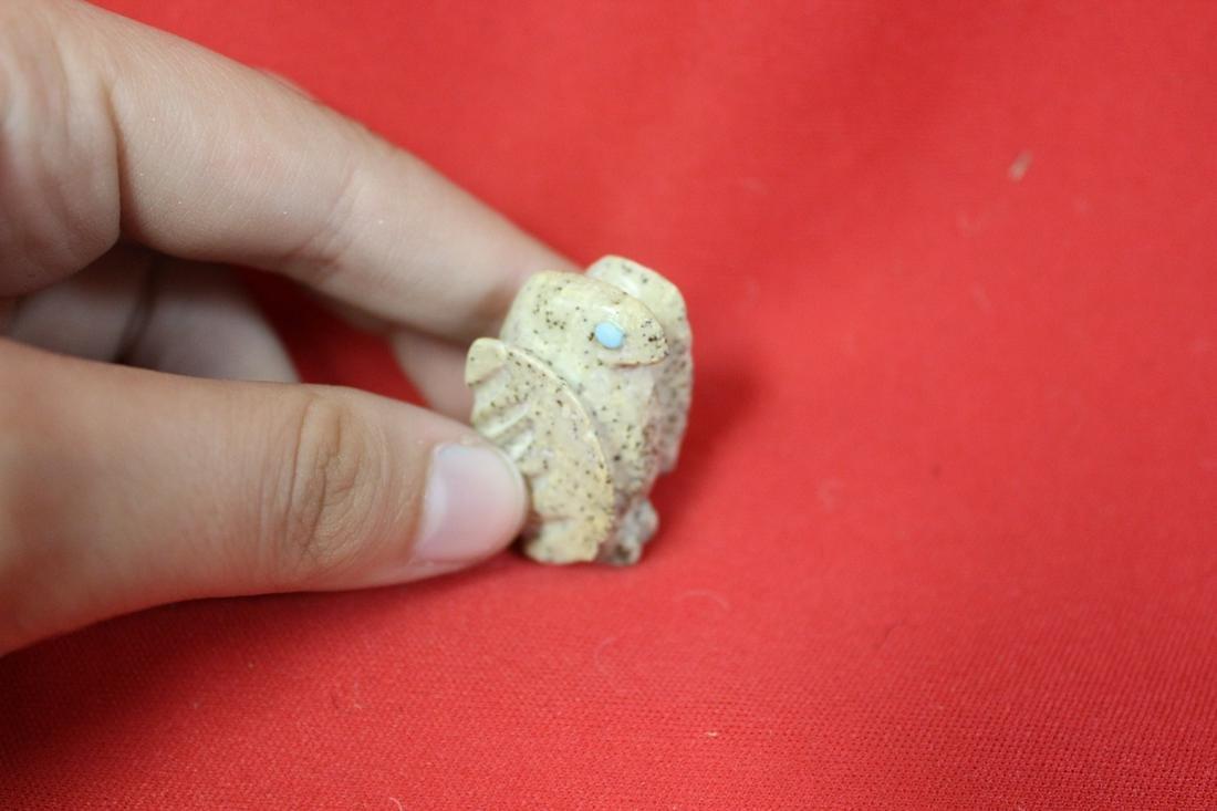 A Stone Falcon?