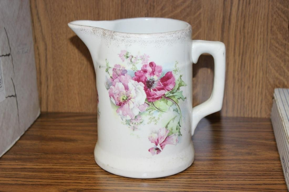 An Antique Owen Minerva Pottery Or Ceramic Pitcher