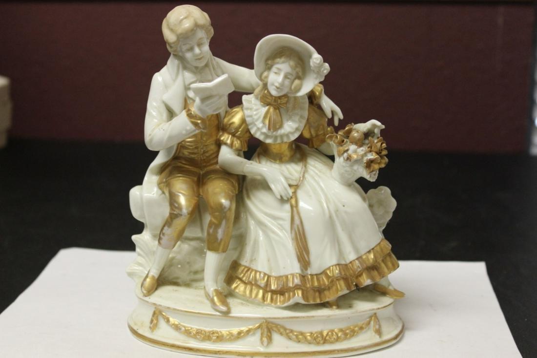 A Capodimonte? Figurine