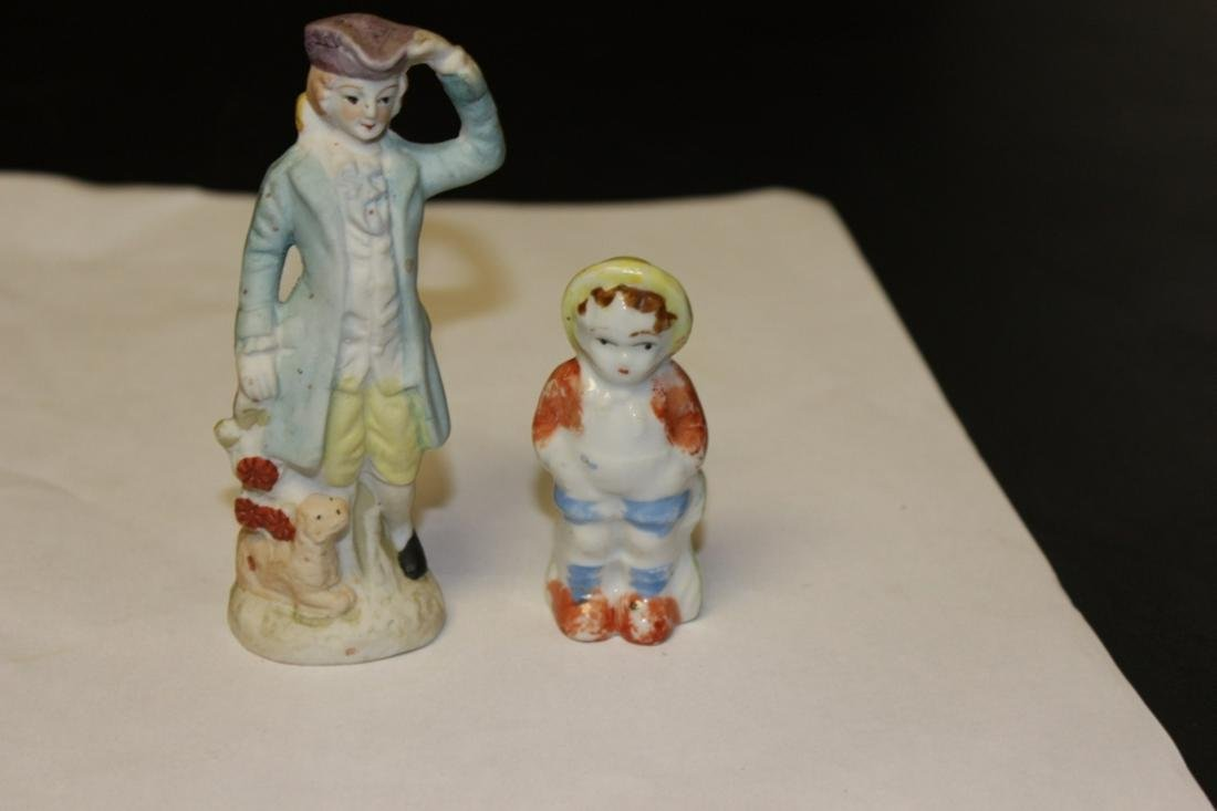 Lot of 2 Occupied Japan Figurines