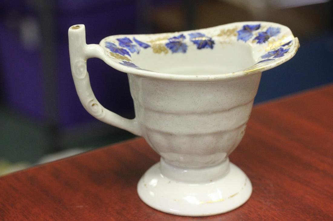 A Rare Chinese Export Porcelain Libation Cup