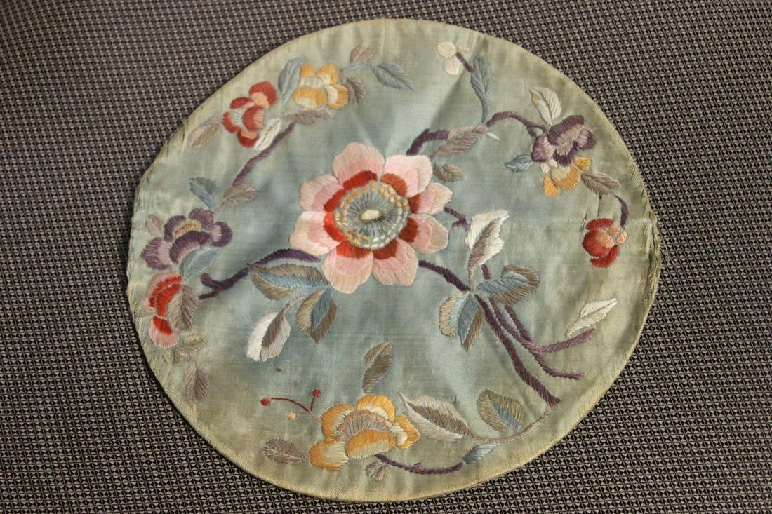 An Antique Chinese Silk