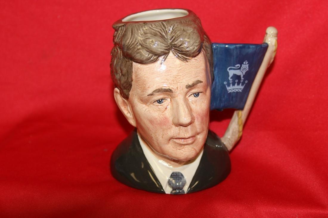 A Signed Royal Doulton Mug