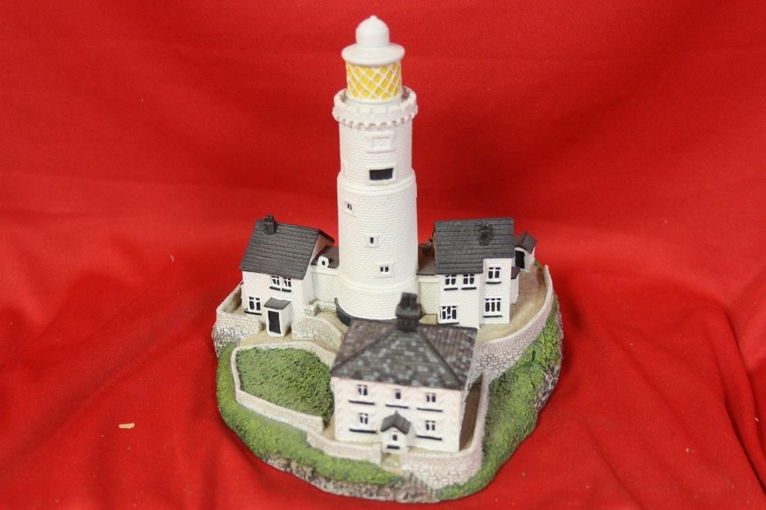 A Start Point Lighthouse