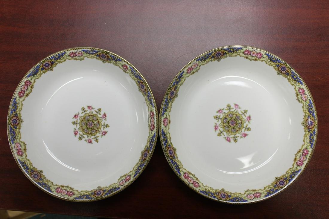 Set of Two Limoge Bowl