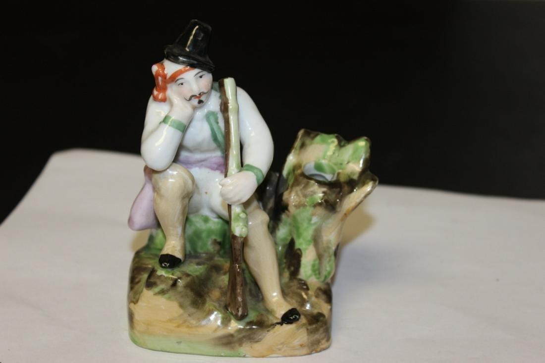 An English (?) Porcelain Figure