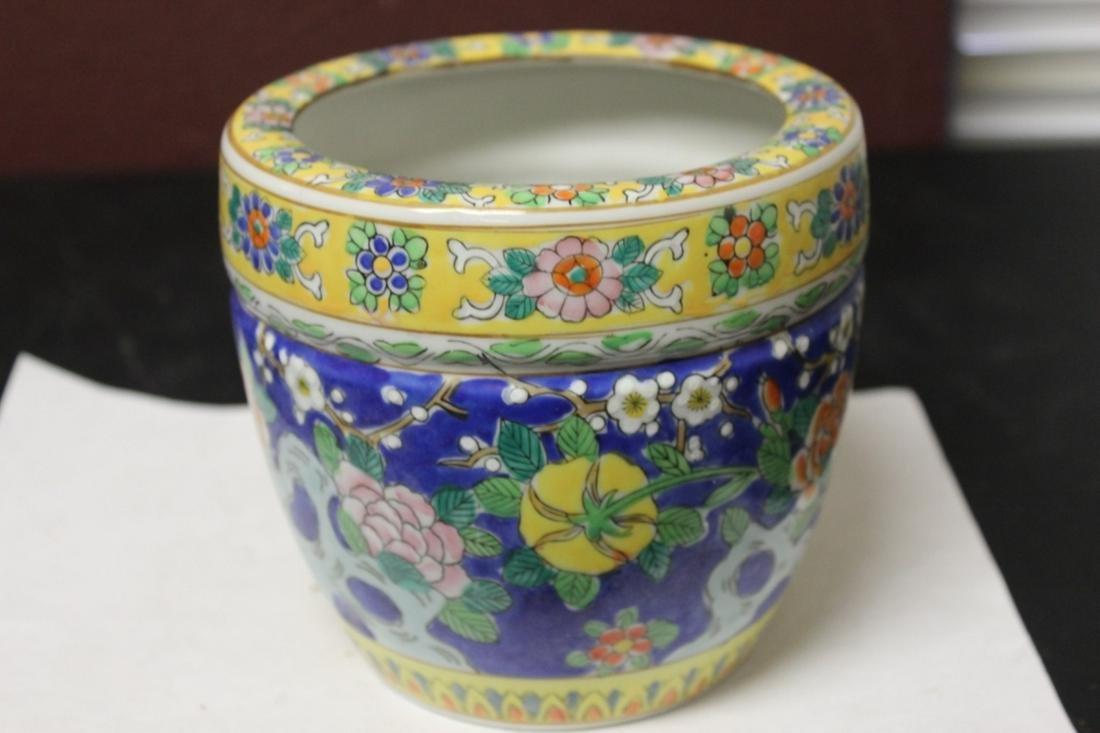 An Oriental Ceramic Small Pot