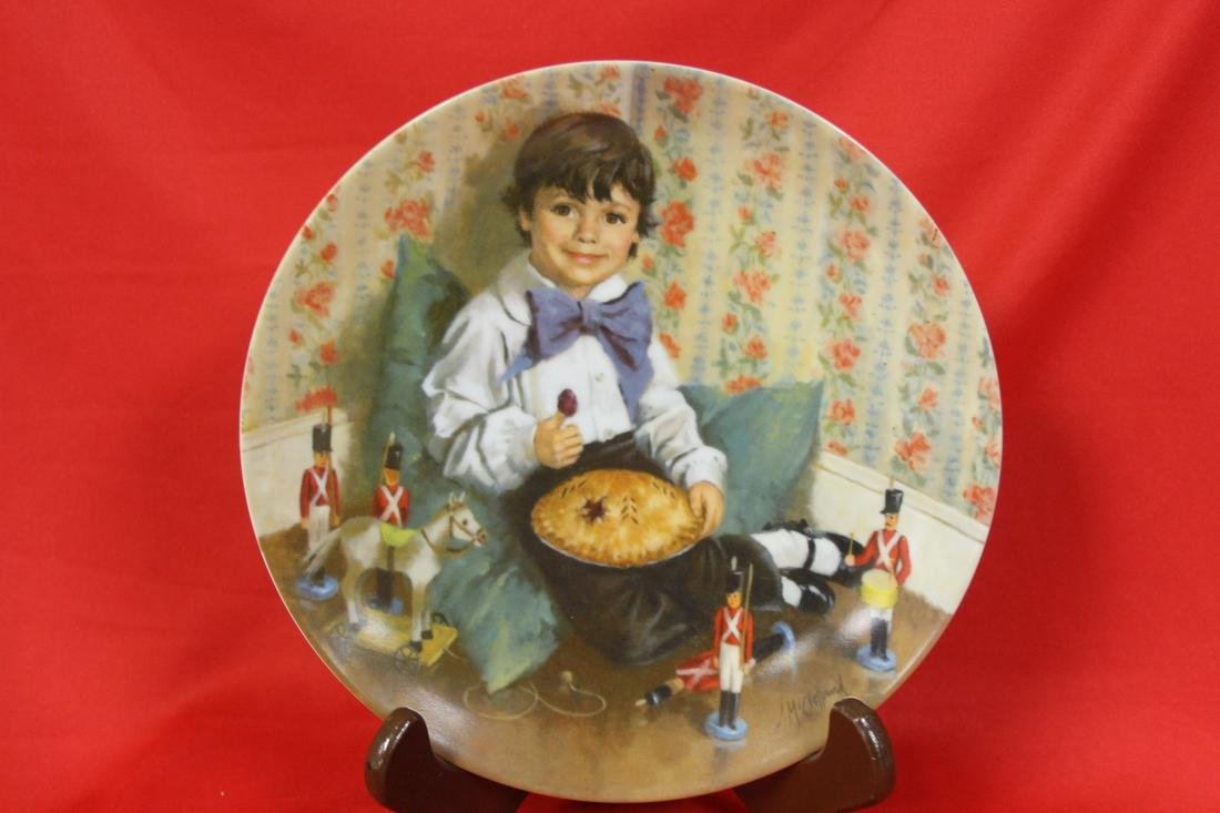 A Collector's Plate by John McClelland