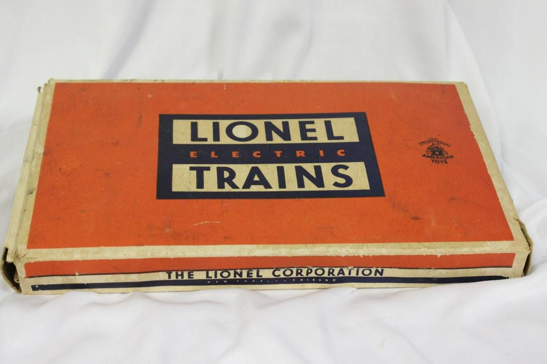 Lionel Electric Trains