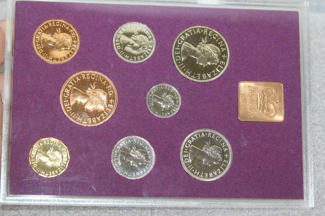 Coinage of Great Britain - 1970