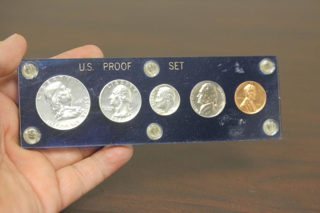 A 1961 US Proof Set