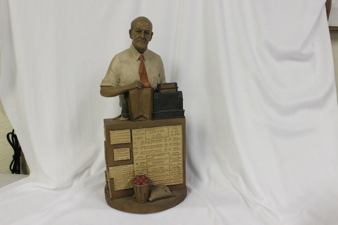 """Tom Clark Figurine - """"Mr. Jim"""""""