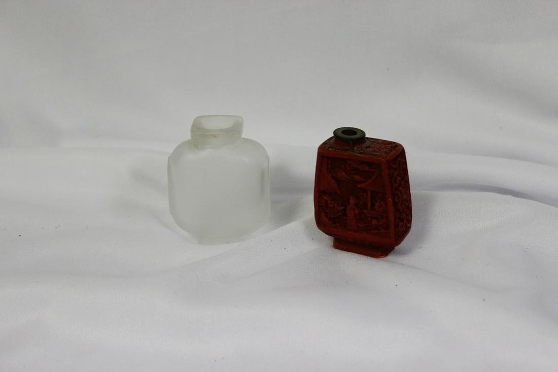 Lot of Two Perfume Bottle