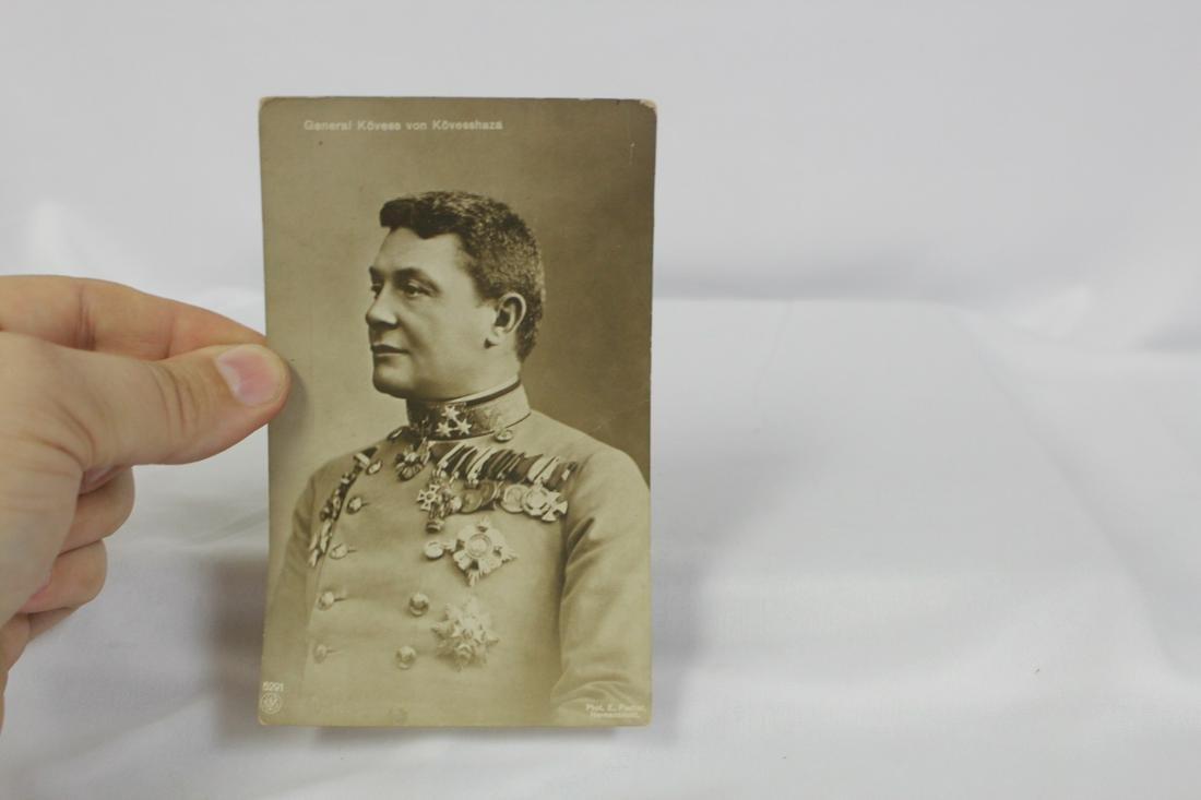 A German Postcard