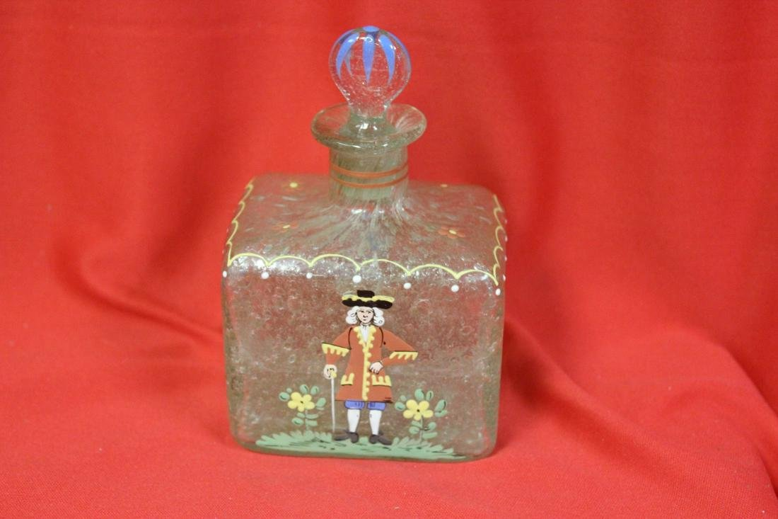 A Perfume Bottle, Decanter