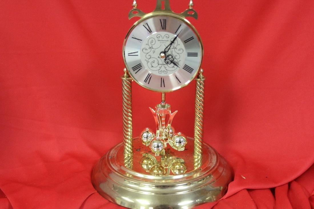 A Quartz Dome Clock