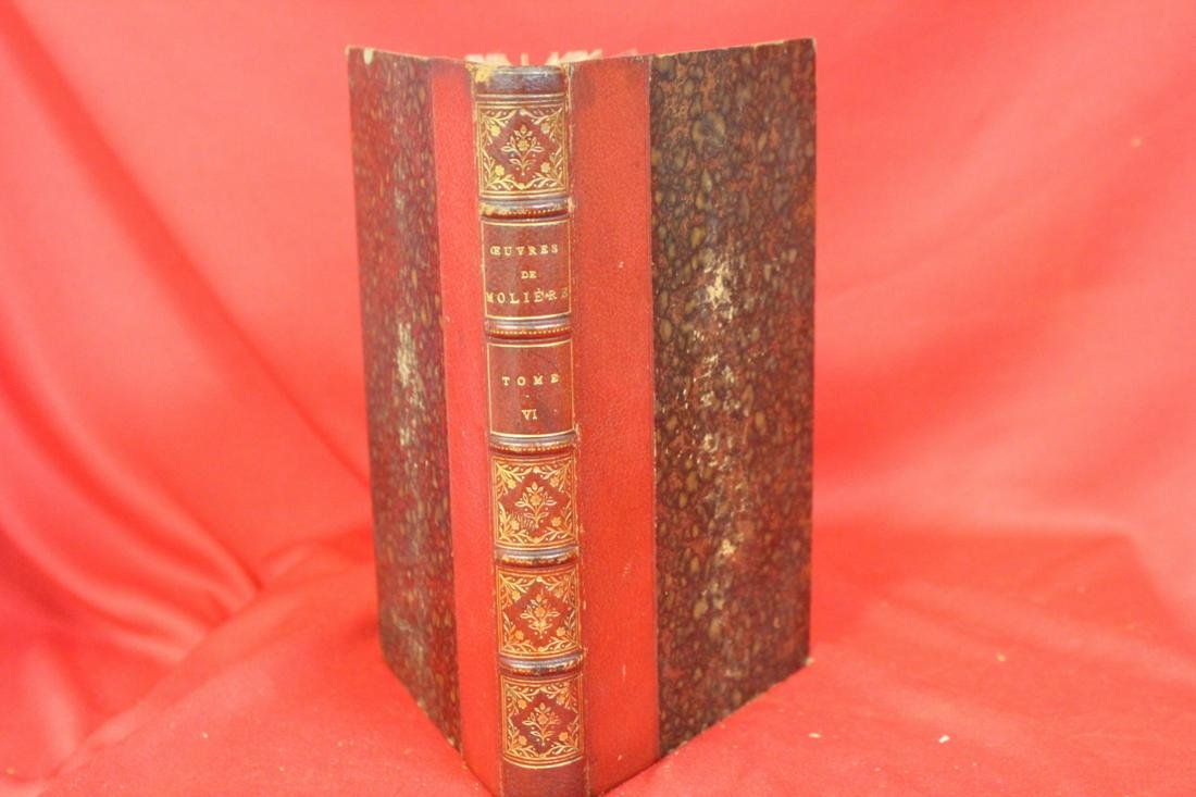 A Hardcover Leather Bound Book