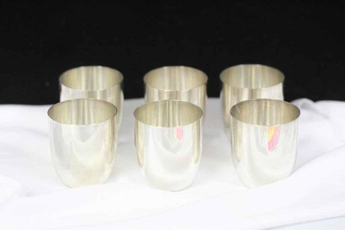 Wilkens Sohne 800 Silver Cups