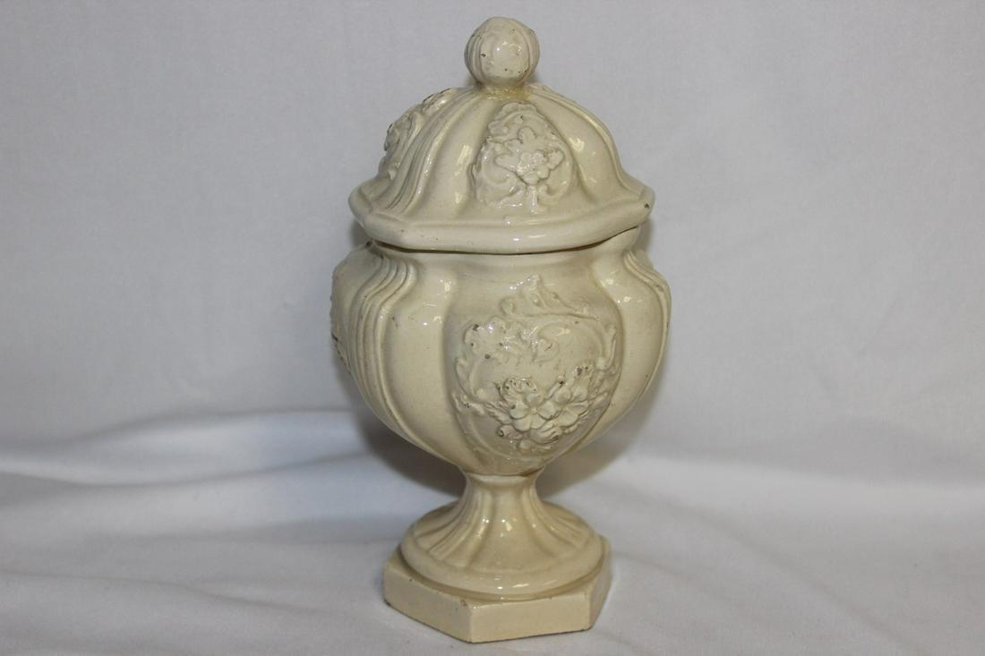An Italian Ceramic Jar